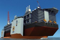 HEAVYLIFT: First contract for 'O' ship