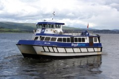 PASSENGER FERRY: End of Clyde ferry era