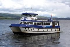 PASSENGER FERRY: End of Clyde ferry era