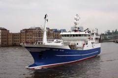 FISHING VESSEL: Trawlers in London