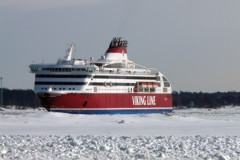 BALTIC FERRY: Viking reaches five-million milestone