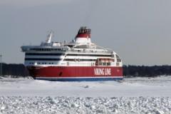BALTIC FERRY: Viking reaches five-million milestone