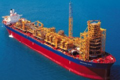 OFFSHORE PLATFORM: Singapore's FPSO contract