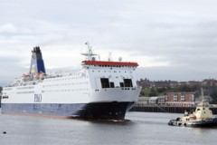 SHIPYARD NEWS: Tyneside yard completes ferry refit