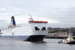 SHIPYARD NEWS: Tyneside yard completes ferry refit