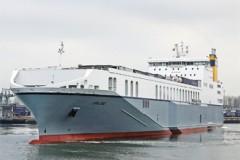 FREIGHT RO-ROs: Cobelfret's extra deck