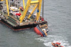 SALVAGE: Large catch off France