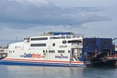 New ferry – Condor plan Weymouth return