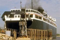Steam ferry: Badger gets a reprieve
