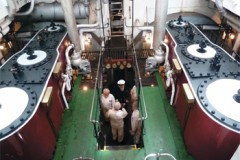 HISTORIC STEAMER: Sailing dates for the year