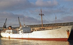September's Mystery Ship Answer