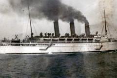 November's mystery ship