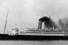 February's mystery ship