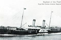 June's mystery ship