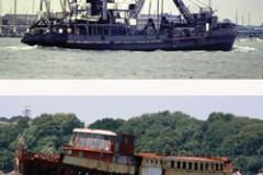 January's Mystery Ship Answer