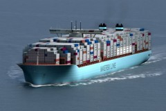 Maersk order massive container ships