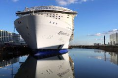 Harmony of the Seas handed over