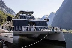 The Fjords names revolutionary vessel