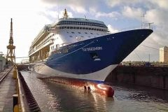 TUI Discovery refurbishment moves to next stage
