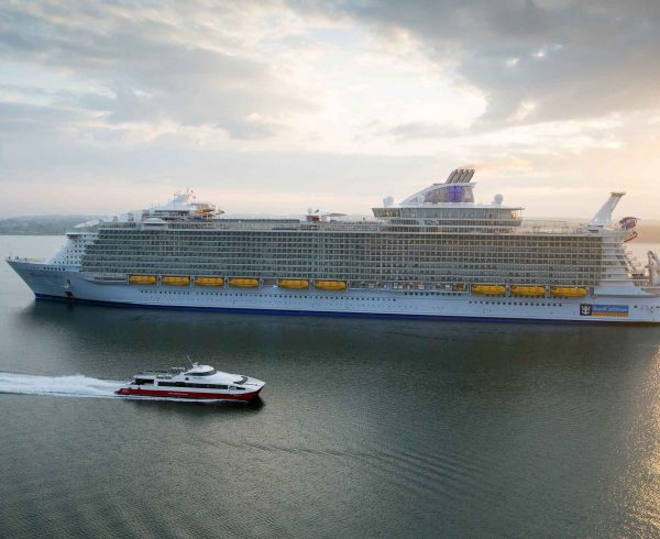 Royal Caribbean order three more cruise ships