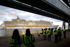 Royal Caribbean invest in Southampton