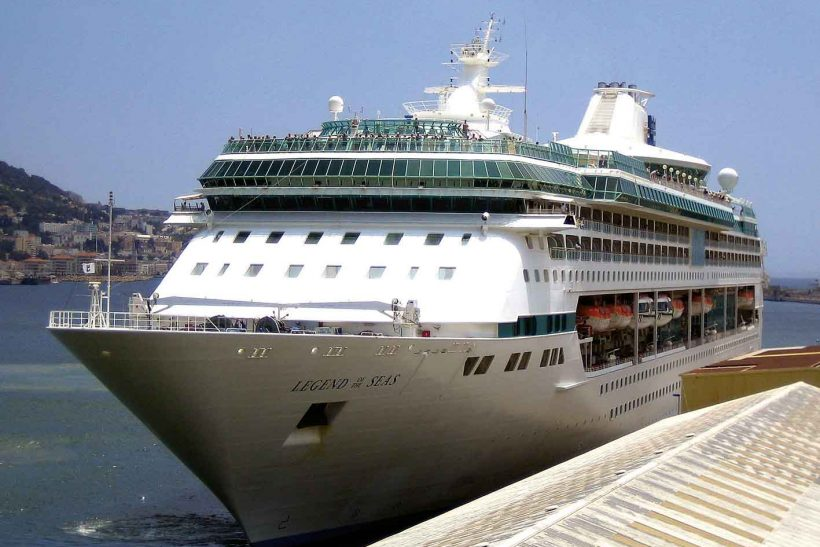 Thomson Cruises Purchases Legend Of The Seas Ships Monthly