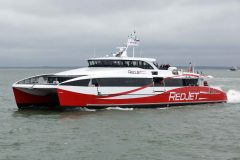 Royal naming for new craft Red Jet 6