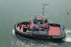 New tug named in Mexico