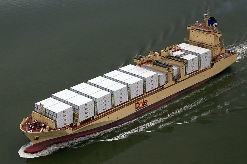 New Reefers Deployed Ships Monthly