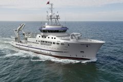 New Damen Fishery Research Vessel ordered