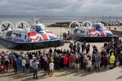 New hovercraft named