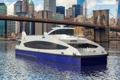 New Passenger Ferries for New York City