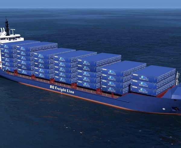 New BG Freight container feeder vessels