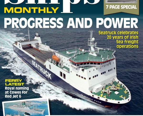 Latest Ships Monthly now on sale