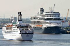 Port of Tyne breaks cruise records