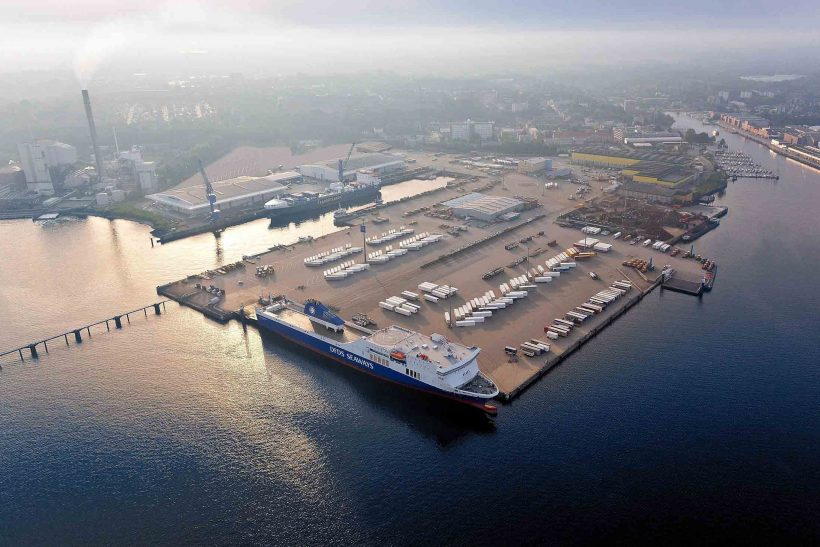 Kiel marks 25 years of ferry services to Russia
