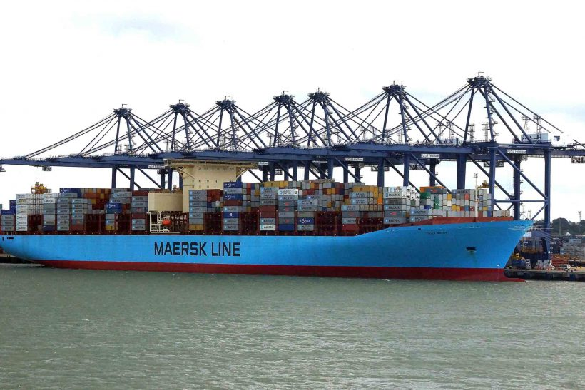 Maersk to upgrade eight E class