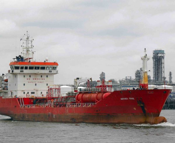 Tanker changes name for tenth time