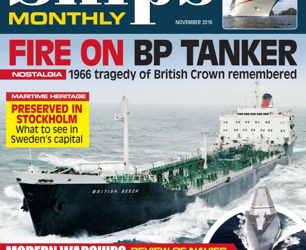 Ships Montly November Issue Out Now