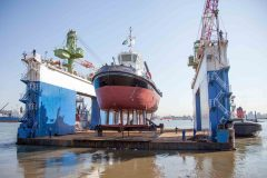 Fourth New South African Tug named