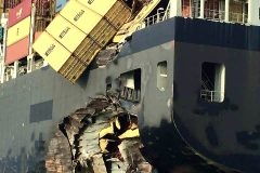 Ships collide off Singapore