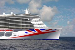 P&O Cruises to build LNG-powered ship for 2020 delivery