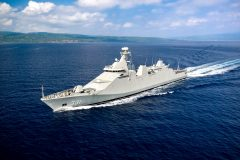 First SIGMA frigate for Indonesia completes sea trials