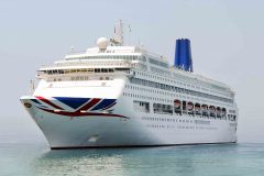 Oriana undergoes major refurbishment