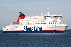 Stena Line hits half a million freight units in Belfast