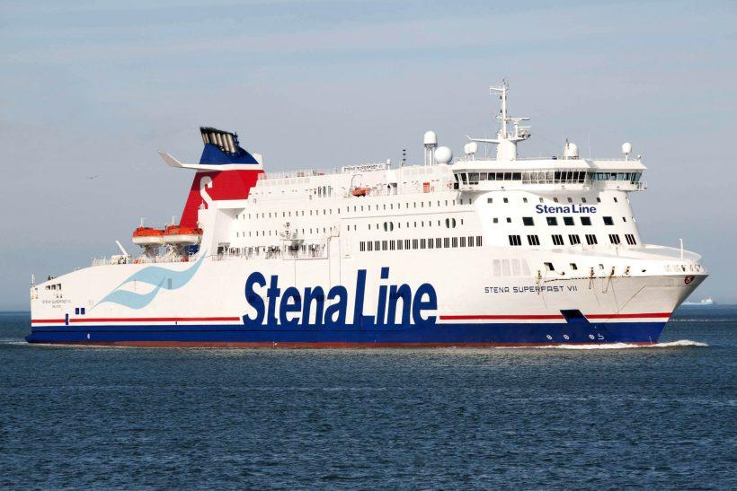 Stena Line hits half a million freight units in Belfast