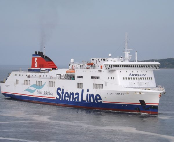 Stena Line celebrates five years on Belfast routes to Liverpool and Heysham