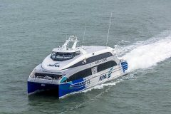 Fast Ferry 4010 launched in Republic of Korea
