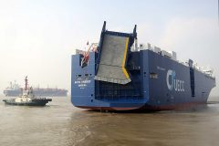 UECC takes delivery of car carrier Auto Energy