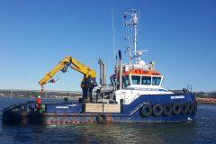 Damen tug completes 14,572 nm round trip